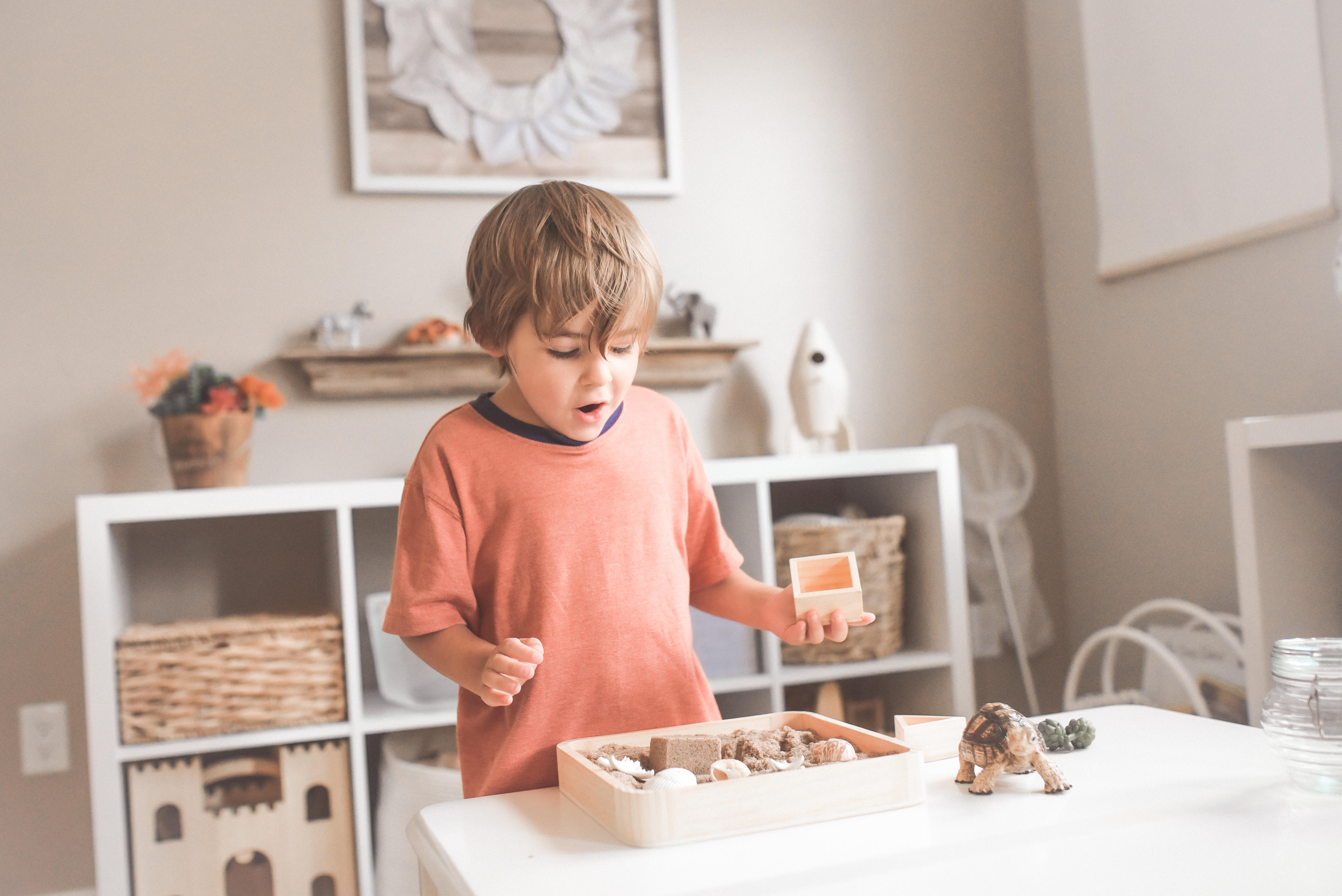 6 premisas simples para aplicar el método Montessori en la educación de nuestros hijos